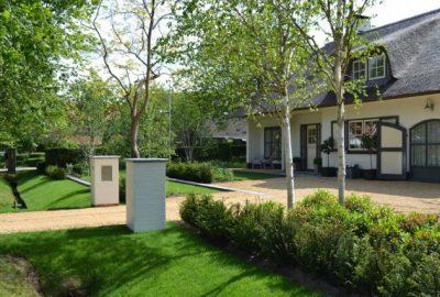 Tuin aanleg Oostkapelle Duinweg